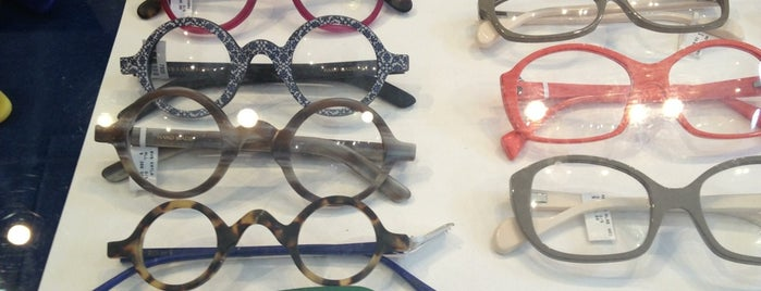Selima Optique is one of NYC to-do's.