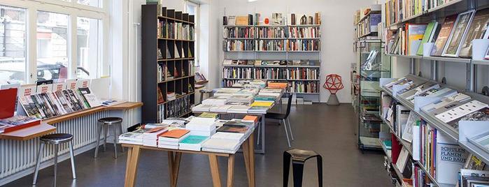 Hochparterre Bücher is one of Cool Shopping Zurich.