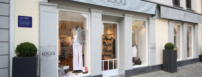 Looq is one of Cool Shopping Zurich.