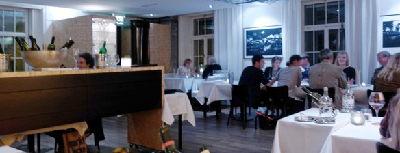 Restaurant mesa is one of Zürich ••Spotted••.
