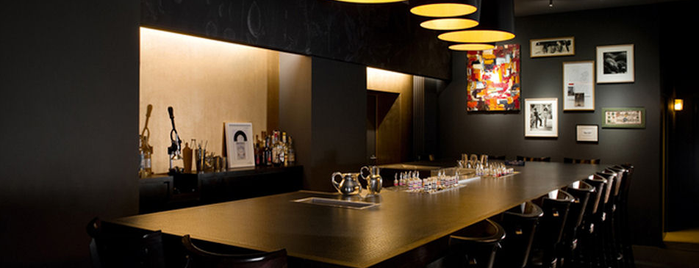 Buck & Breck is one of The World's Best Bars 2016.