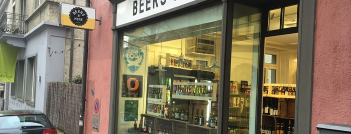 Beers'n'More is one of Zürich ••Spotted••.