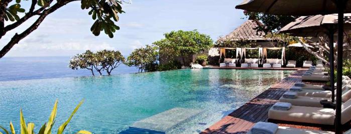 Bvlgari Resorts Hotel Bali is one of Bali Lifestyle Guide.