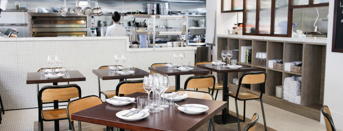 Clipstone Restaurant is one of London ••Spottet••.