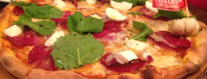 Pizzeria is one of Erdemさんのお気に入りスポット.
