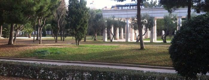 Jardí del Túria - Antiguo cauce tramos X y XI is one of Valencia.