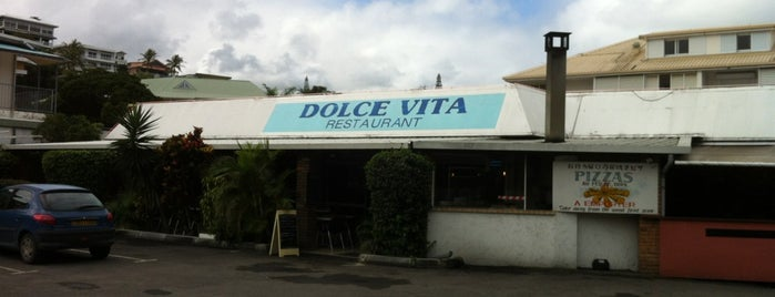 La Dolce Vita is one of Les bons restos à Nouméa.