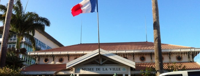 Musée de la Ville is one of Nouméa, le Paris du Pacifique.