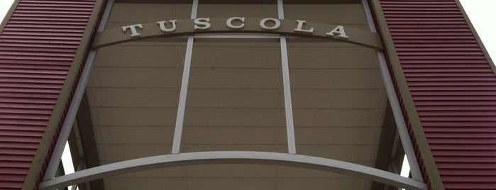 Tuscola Factory Outlets is one of Kirisa's Liked Places.