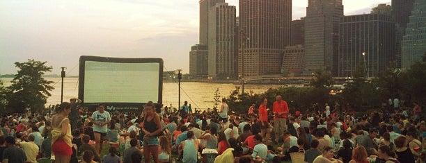 Brooklyn Bridge Park is one of Brooklyn Heights Neighborhood Guide.