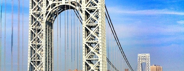 George Washington Bridge is one of NYC.