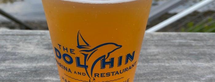 Dolphin Marina & Restaurant is one of Maine Roadtrip.