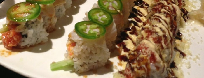 Riki Sushi is one of San Diego Restaurants.