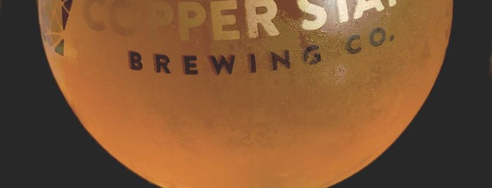 Copper State Brewing Co is one of Green Bay.