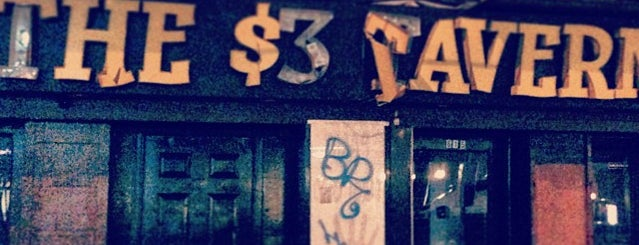 The $3 Tavern is one of Bars.