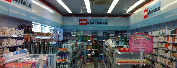 Drogaria São Paulo is one of Posti che sono piaciuti a Caio.
