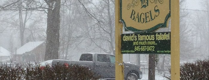 Bodacious Bagels is one of Come Hang Out Upstate.
