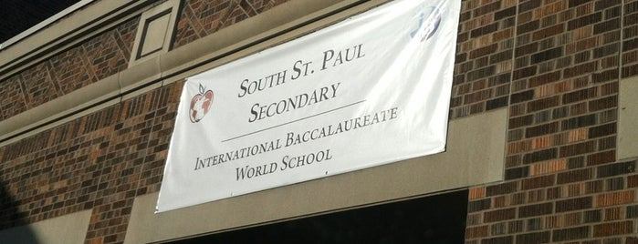 South St. Paul High School is one of Twin Cities High Schools.