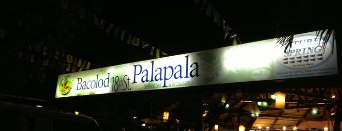 Bacolod 18th St. Pala-pala Restaurant is one of Gespeicherte Orte von Mhel.