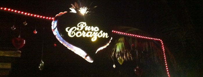 Puro Corazon is one of tulum.