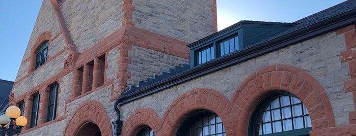 Cheyenne Depot Museum is one of Cheyenne.