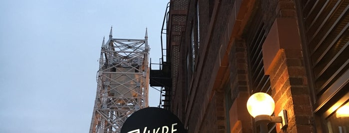 Vikre Distillery is one of Up North.
