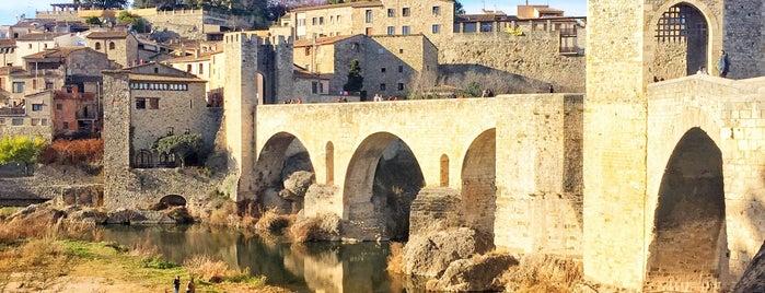 Pont de Besalú is one of MAITE.