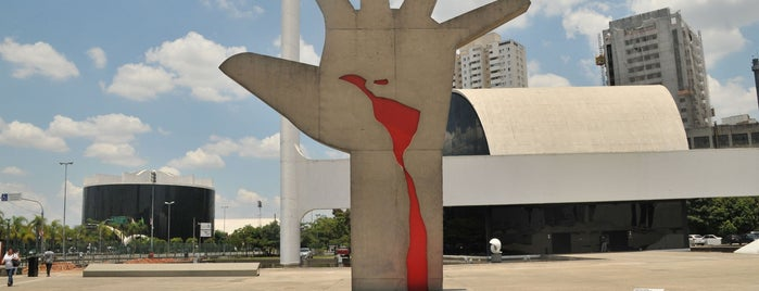 Memorial da América Latina is one of Sao Paulo's Best Museums - 2013.