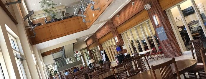 Devon Energy Hall is one of University of Oklahoma.