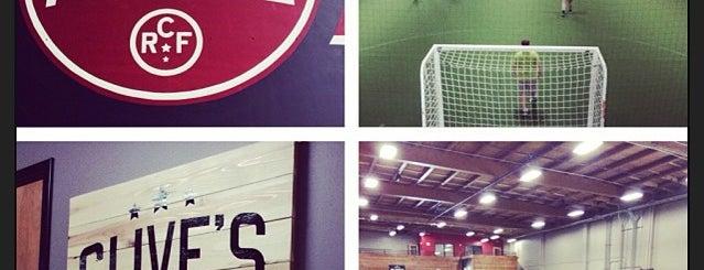 Rose City Futsal is one of Susan : понравившиеся места.