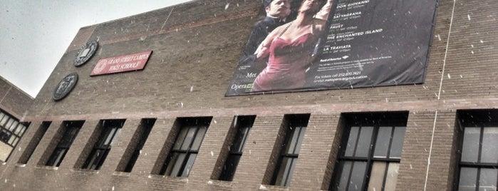 Brooklyn Wind Symphony is one of สถานที่ที่ Allison ถูกใจ.