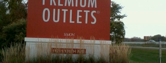Pleasant Prairie Premium Outlets is one of Jillianさんのお気に入りスポット.