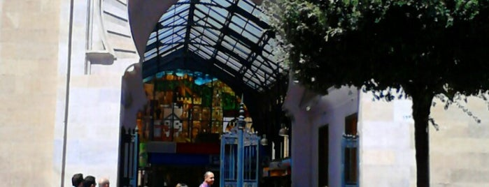 Mercado de Atarazanas is one of Qué visitar en Málaga.