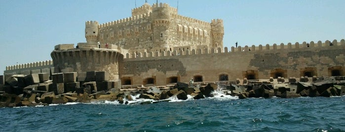 Citadel of Qaitbay is one of Top photography spots.