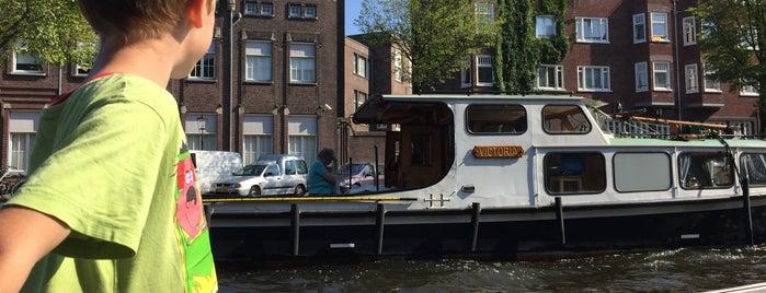 Wiegbrug (Brug 173) is one of Amsterdam.