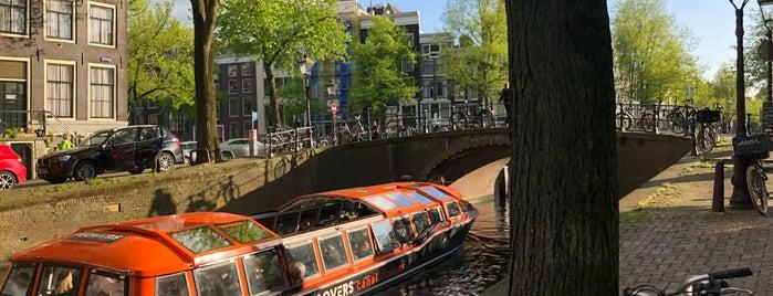 Steenhouwerijbrug (Brug 45) is one of Amsterdam.