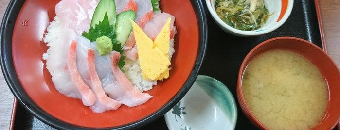 市場の食堂 金目亭 is one of Shimoda.