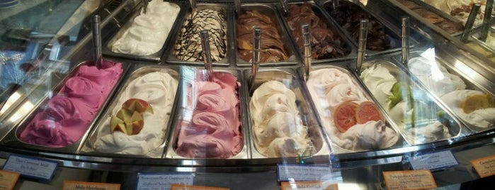 Capogiro Gelato Artisans is one of 100 Things to Do in Philly.