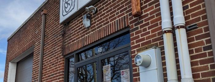 Three 3's Brewing is one of Philadelphia.