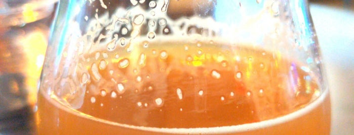 Wissahickon Brewing Company is one of Vineyards, Breweries, Beer Gardens.