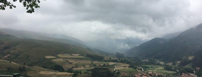 De turismo por Cantabria