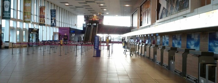 Glasgow Prestwick Airport (PIK) is one of Part 1~International Airports....