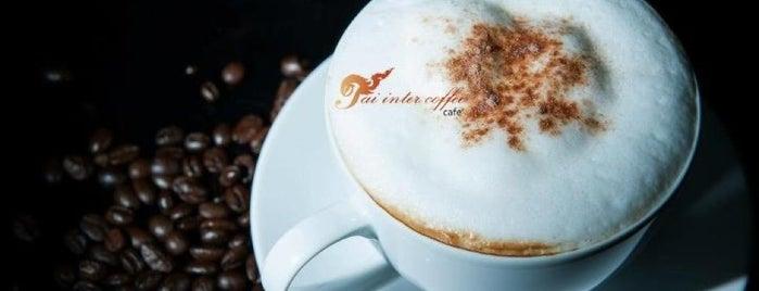 Tai Inter Coffee is one of Posti che sono piaciuti a Nik.