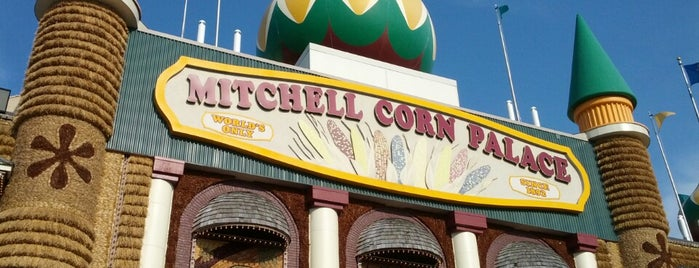 The Corn Palace is one of Locais salvos de Danette.