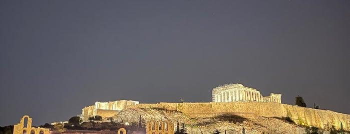 Αττικός Greek House is one of Athens - Places to eat.