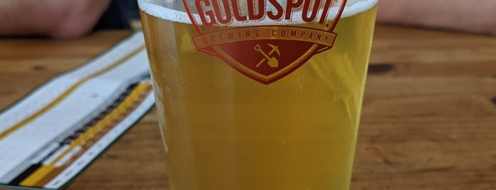 Goldspot Brewing Company is one of Colorado.