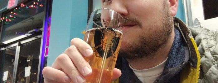 Locust Cider is one of Boulder.