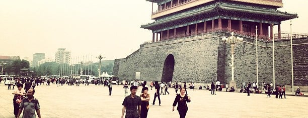 Tian'anmen Square is one of World Heritage Sites List.