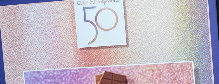 The Ganachery is one of DisneyWorld 2019.