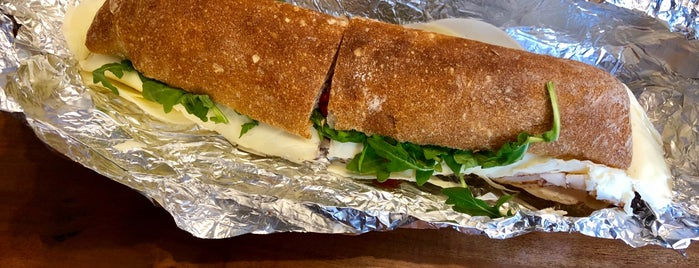 Pisillo Italian Panini is one of Chelsea Lunch.